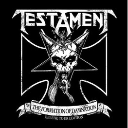 TESTAMENT - Formation Of Damnation (2 Cd) (2CD)