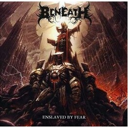 BENEATH - Enslaved By Fear (CD)
