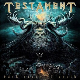 TESTAMENT - Dark Roots Of Earth (Deluxe Edition) (CD+DVD)