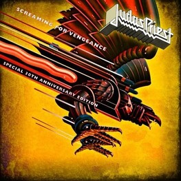 JUDAS PRIEST - Screaming For Vengeance - 30th Anniversary Edition (CD + DVD)