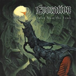 EVOCATION - Tales From The Tomb (CD)