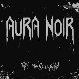 AURA NOIR - Merciless, The (Vinyl) (LP)