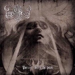 THE EVERDAWN - Poems - Burn The Past (CD)