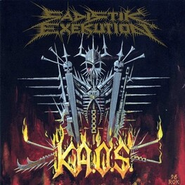 SADISTIK EXEKUTION - K.A.O.S. (CD)