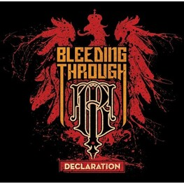 BLEEDING THROUGH - Declaration (CD)