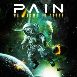 PAIN - We Come In Peace (Blu-ray + 2c (Blu-Ray)