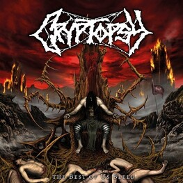 CRYPTOPSY - Best Of Us Bled (2CD)
