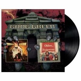 GANG GREEN - You Got It / Older...Budweiser (Vinyl) (2LP)