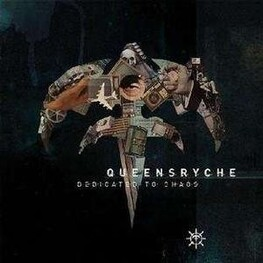 QUEENSRYCHE - Dedicated To Chaos (Vinyl) (2LP)