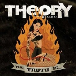 THEORY OF A DEADMAN - Truth Is..., The (Vinyl) (LP)