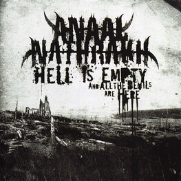 ANAAL NATHRAKH - Hell Is Empty And All The Devils Are Here (CD)