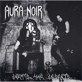 AURA NOIR - Dreams Like Deserts (CD)