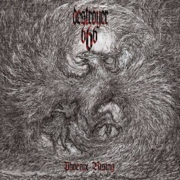 DESTROYER 666 - Phoenix Rising (CD)