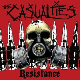 CASUALTIES - Resistance (CD)