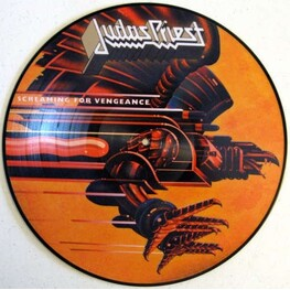 JUDAS PRIEST - Screaming For Vengeance (Picture Disc) (LP)