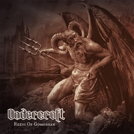 UNDERCROFT - Ruins Of Gomorrah (Limited Hand Numbered Double Vinyl Lp + Download Code) (2LP)