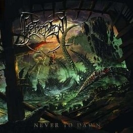 BEHEADED - Never To Dawn (CD)
