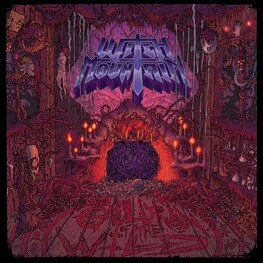 WITCH MOUNTAIN - Cauldron Of The Wild (CD)