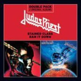 JUDAS PRIEST - Stained Class / Ram It Down (2CD)