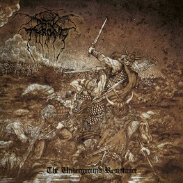 DARKTHRONE - Underground Resistance, The (CD)