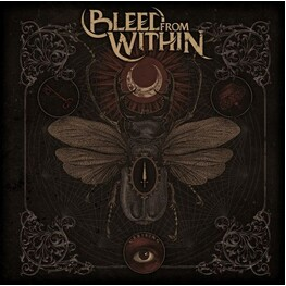 BLEED FROM WITHIN - Uprising (Limited Edition) (CD)