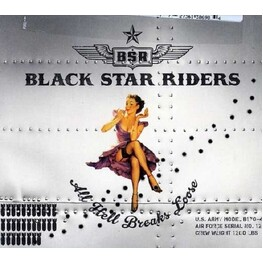 BLACK STAR RIDERS - All Hell Breaks Loose (Deluxe Ed. Incl. Dvd) (CD)