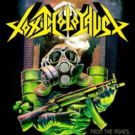 TOXIC HOLOCAUST - From The Ashes Of Nuclear Destruction (CD)