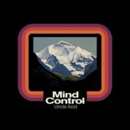 UNCLE ACID & THE DEADBEATS - Mind Control (Black Vinyl) (2LP (180g))