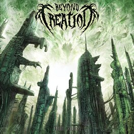BEYOND CREATION - Aura (CD)