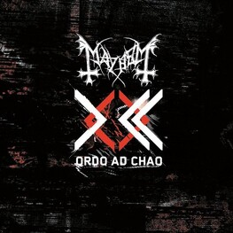 MAYHEM - Ordo Ad Chao: Limited (CD)