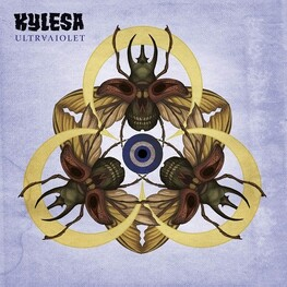 KYLESA - Ultraviolet (Limited Red Vinyl Lp) (LP)