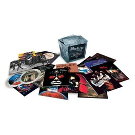 JUDAS PRIEST - Complete Albums Collection, The (19CD)