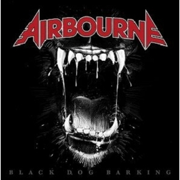 AIRBOURNE - Black Dog Barking (Vinyl) (LP)