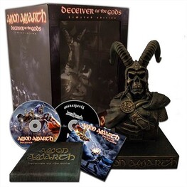 AMON AMARTH - Deceiver Of The Gods: Super Deluxe Box With Loki Statue (2CD)