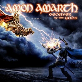 AMON AMARTH - Deceiver Of The Gods (CD)