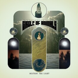 CIRCLE OF ANIMALS - Destroy The Light (CD)
