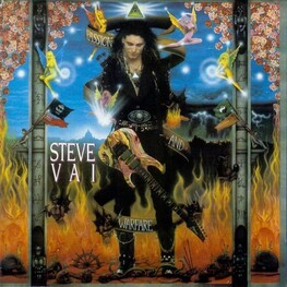 STEVE VAI - Passion & Warfare (LP)