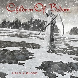 CHILDREN OF BODOM - Halo Of Blood (CD)