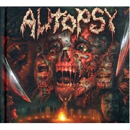 AUTOPSY - Headless Ritual, The (Limited Edition) (CD)