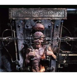IRON MAIDEN - X Factor (CD)