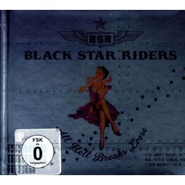 BLACK STAR RIDERS - All Hell Breaks Loose (Deluxe Edition) (CD+DVD)