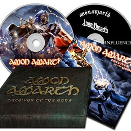 AMON AMARTH - Deceiver Of The Gods (Deluxe Edition) (2CD)