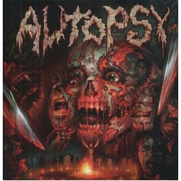 AUTOPSY - Headless Ritual, The (Vinyl) (LP)