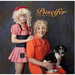 PUSCIFER - All Re-mixed Up (CD)
