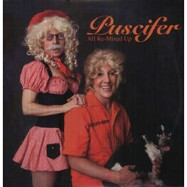 PUSCIFER - All Re-mixed Up (Vinyl) (LP)