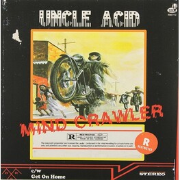 UNCLE ACID & THE DEADBEATS - Mind Crawler - Limited (7in)