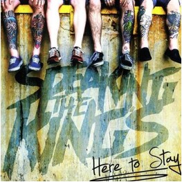 SPEAKING THE KINGS - Here To Stay Ep (CD)
