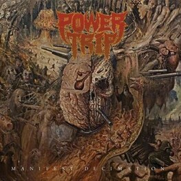 POWER TRIP - Manifest Decimation (Vinyl) (LP)
