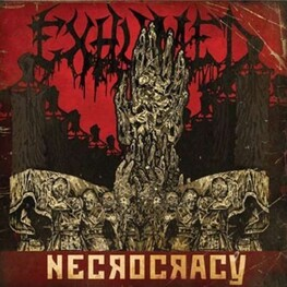 EXHUMED - Necrocracy (2LP)