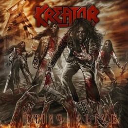 KREATOR - Dying Alive (DVD + 2CD)